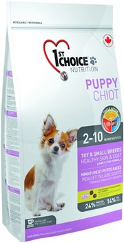 1st Choice Puppy Healthy Skin and Coat фото