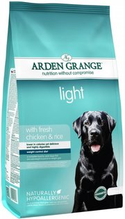 Arden Grange Adult Light Chicken/Rice фото
