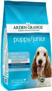 Arden Grange Puppy/Junior Chicken фото