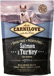 Carnilove Puppy Salmon/Turkey фото
