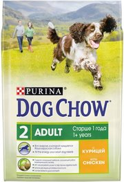 Dog Chow Adult Dog Chicken фото