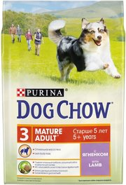Dog Chow Adult Mature Lamb фото