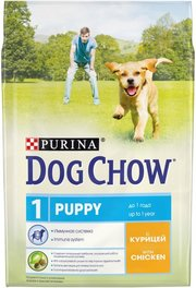Dog Chow Puppy Chicken фото