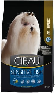 Farmina CIBAU Sensitive Fish Mini Breed фото