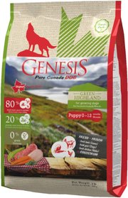 Genesis Pure Canada Green Highland фото