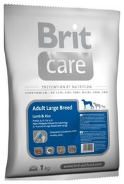 Brit Корм для собак Care Adult Large Breed Lamb & Rice фото