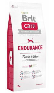 Brit Корм для собак Care Endurance Duck & Rice фото