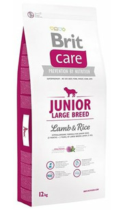 Brit Корм для собак Care Junior Large Breed Lamb & Rice фото