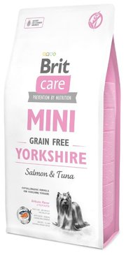 Brit Корм для собак Care Mini Grain Free Yorkshire фото