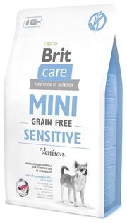 Brit Корм для собак Care Mini Sensitive Grain Free фото