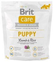 Brit Корм для собак Care Puppy Lamb & Rice фото