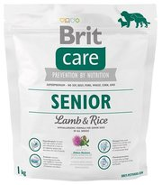 Brit Корм для собак Care Senior Lamb & Rice фото