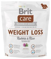 Brit Корм для собак Care Weight Loss Rabbit & Rice фото