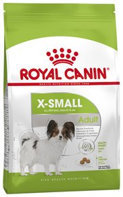 Royal Canin Корм для собак X-Small Adult фото