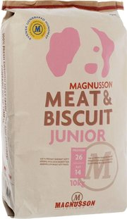 Magnusson Junior Meat/Biscuit фото