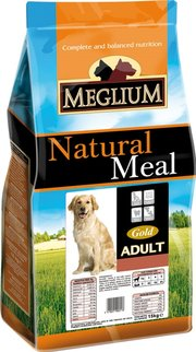 Meglium Natural Meal Adult Gold фото