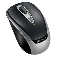 Microsoft Wireless Mobile Mouse 3000V2 Black USB