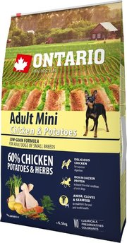 Ontario Adult Mini Chicken/Potatoes фото