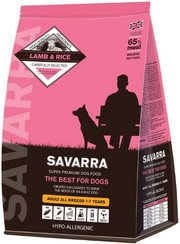 SAVARRA Adult Dog All Breed Lamb фото